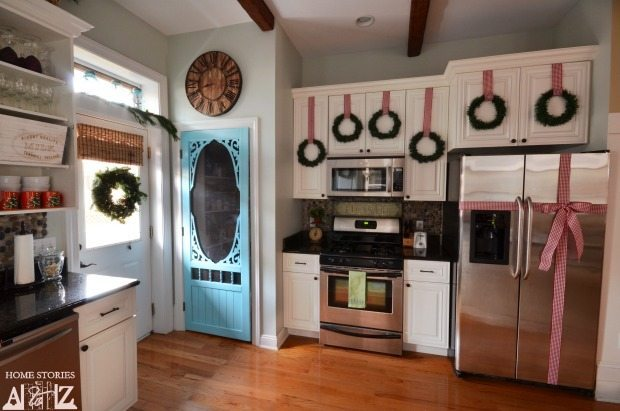 Home Stories A to Z, Christmas in the Kitchen