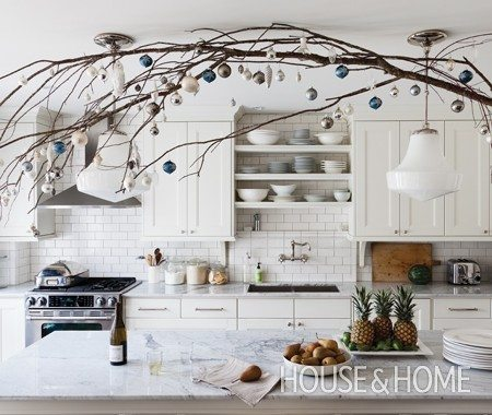 House & Home, Christmas in the Kitchen