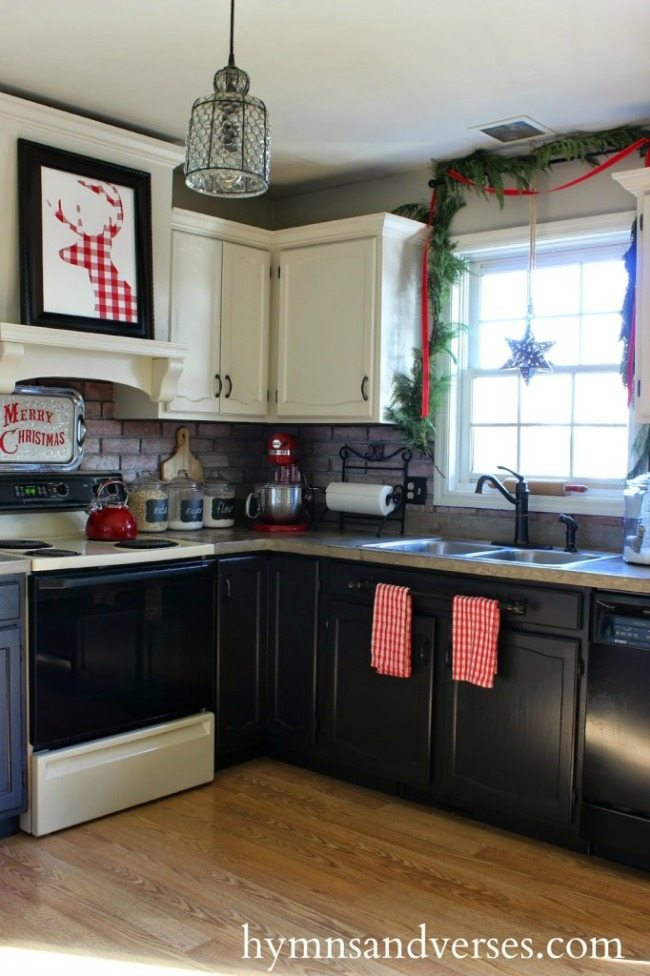 Hymns and Verses, Christmas in the Kitchen