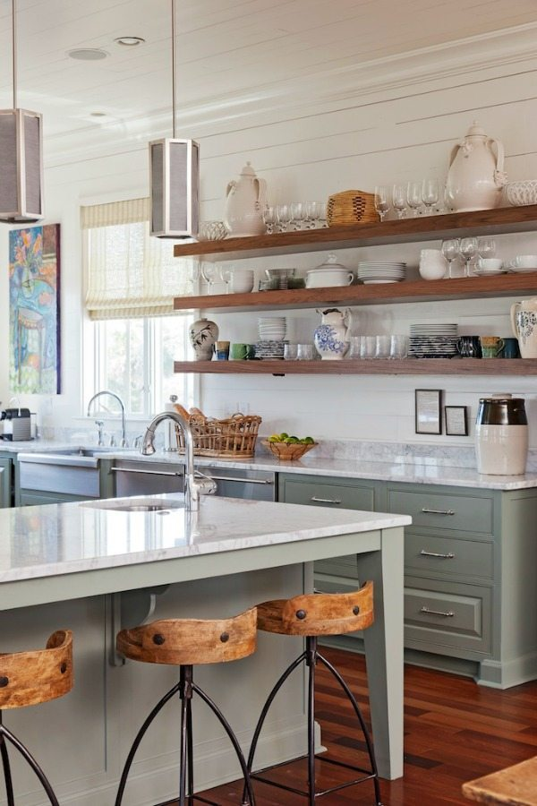 Look Linger Love, Gray Kitchen Ideas