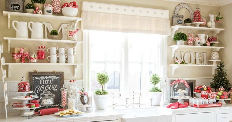 Restyle Source, Christmas in the Kitchen