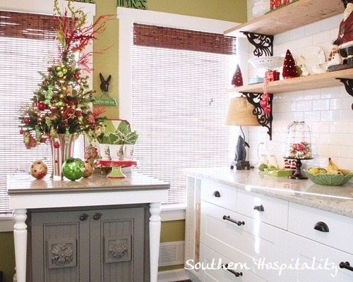 Southern Hospitality Blog, Christmas in the Kitchen