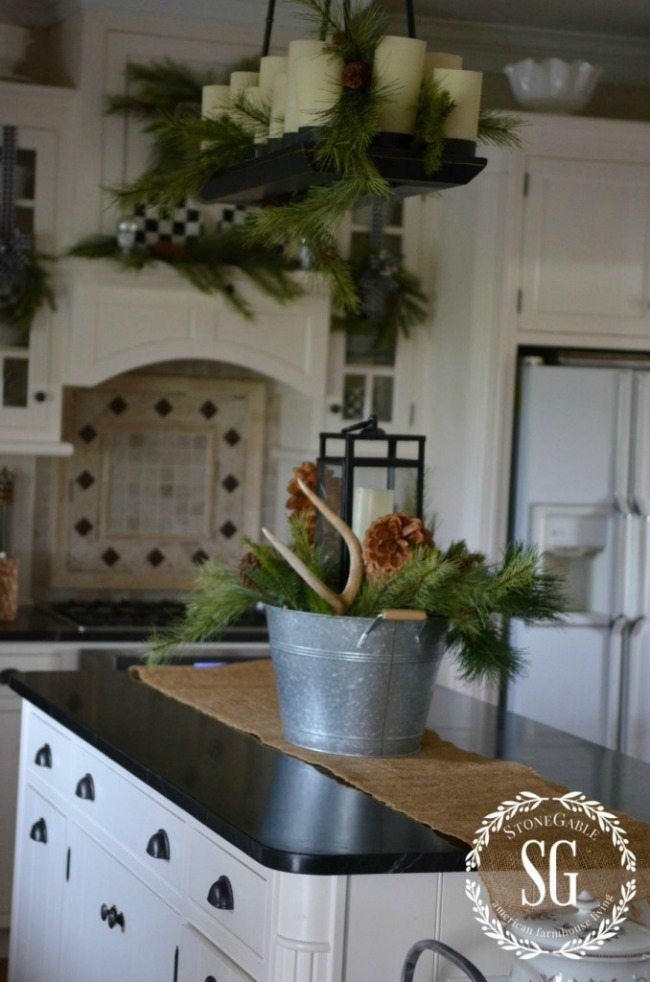 Stonegable Blog, Christmas in the Kitchen