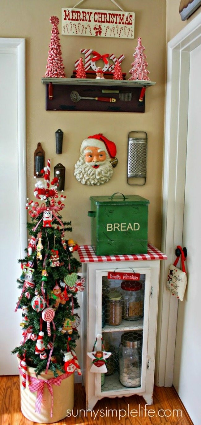 Sunny Simple LIfe, Christmas in the Kitchen