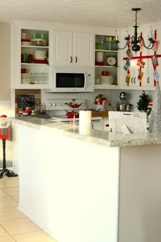 The Frugal Homemaker, Christmas in the Kitchen