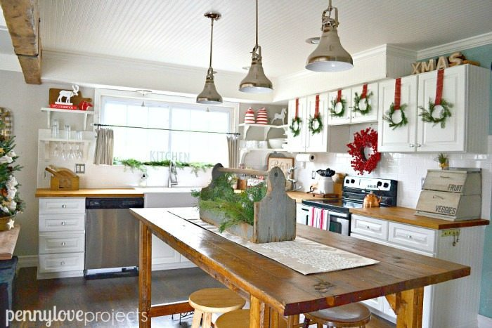 The Weathered Fox, Christmas in the Kitchen