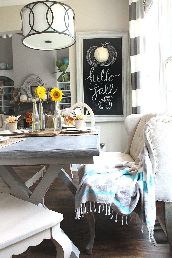 Affordable fall home decor ideas refresh restyle for Affordable home accents