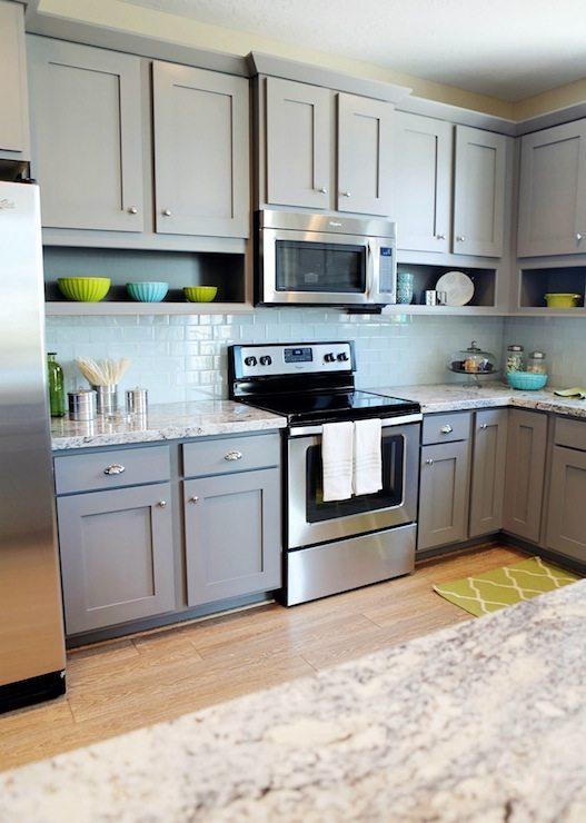 vi DecorPad, Gray Kitchen Ideas