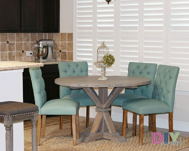 DIY Swank, Farmhouse Tables