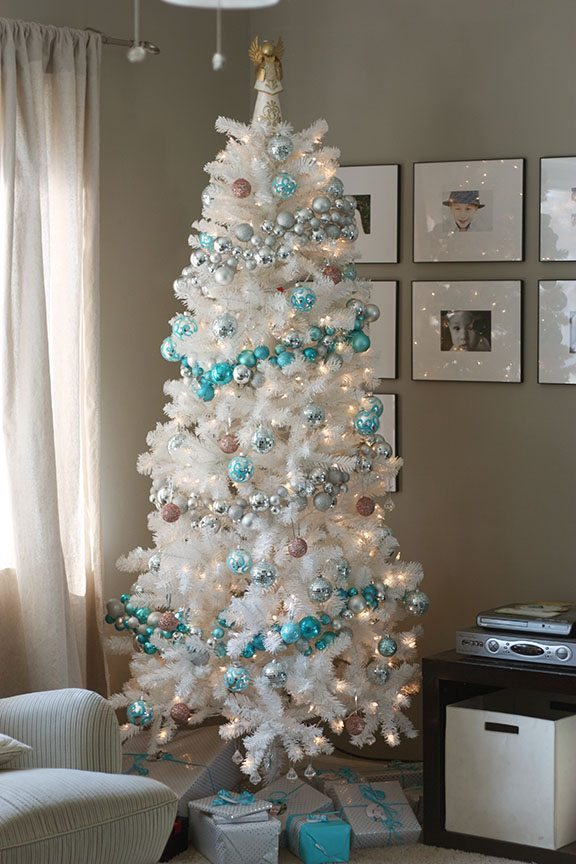 Good Girl Gone Glad, Blue Christmas Tree Ideas