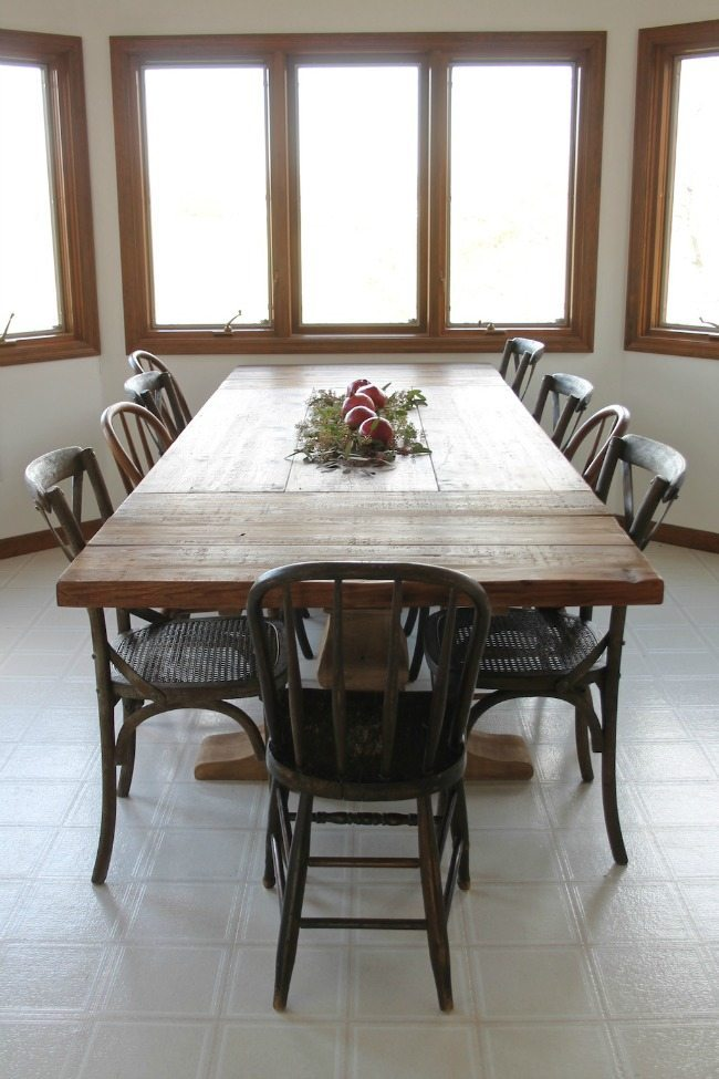 Julie Blanner, Farmhouse Tables