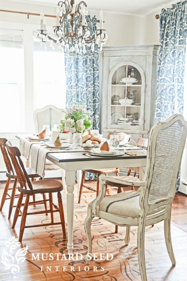 Miss Mustard Seed, Farmhouse Tables