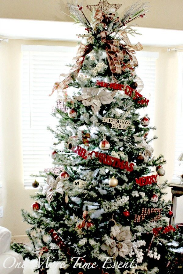 Plaid Christmas Tree Ideas Plaid Is Always In Style