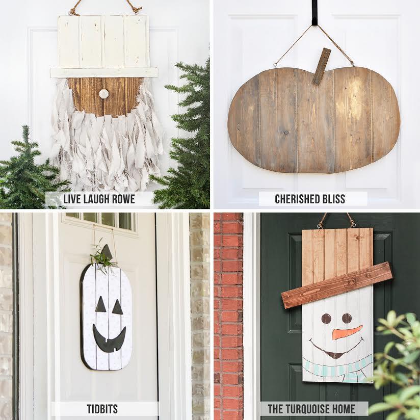 seasonal-character-door-hanger-ideas