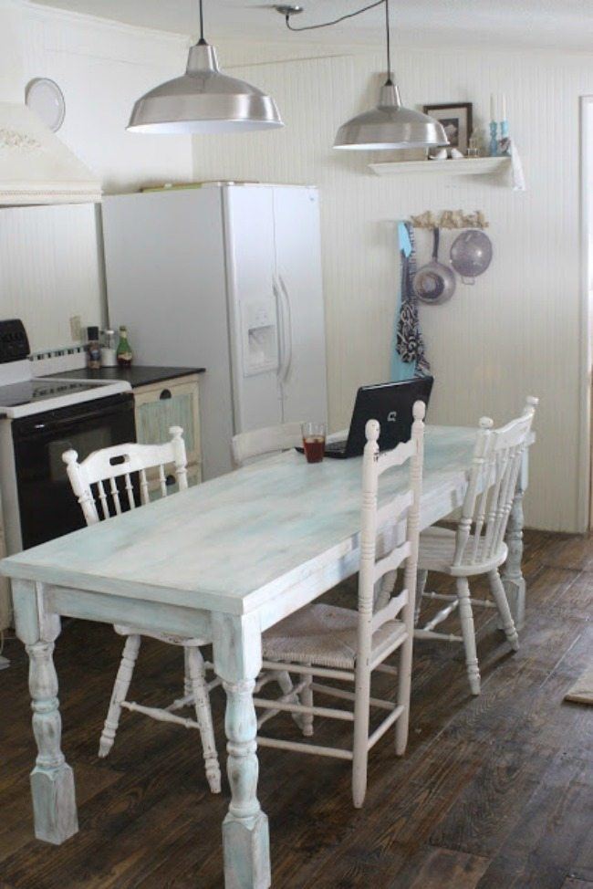 The Shabby Creek Cottage, Farmhouse Tables