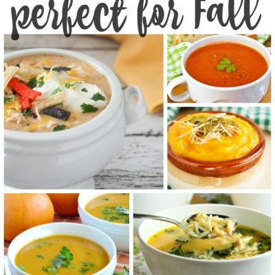 Easy Soup Ideas – Inspiration Monday