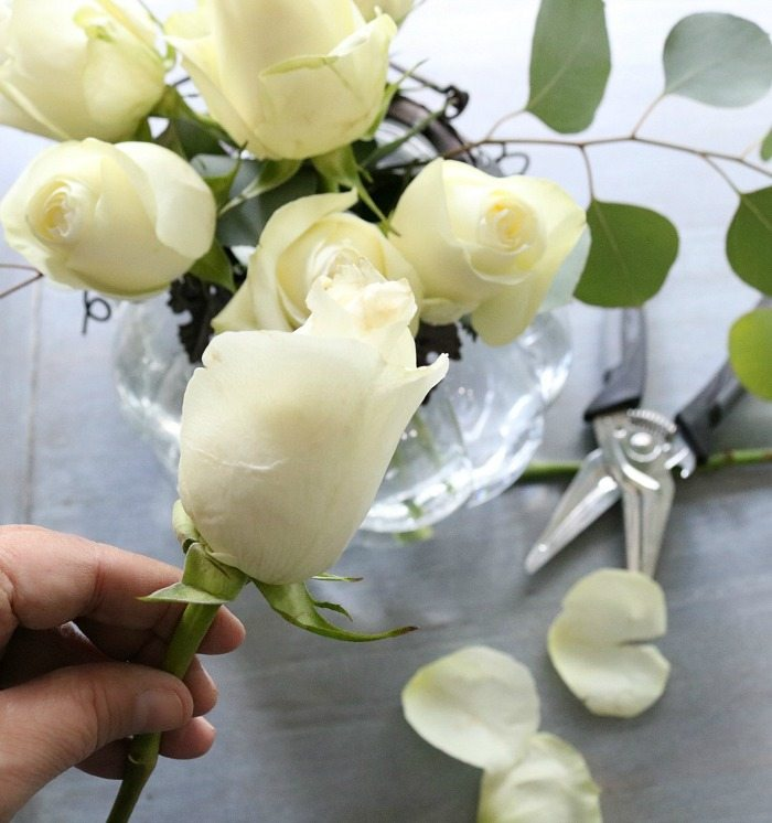 trim-roses-how-to-make-a-vase-from-a-candle-holder-perfect-for-a-low-profile-centerpiece