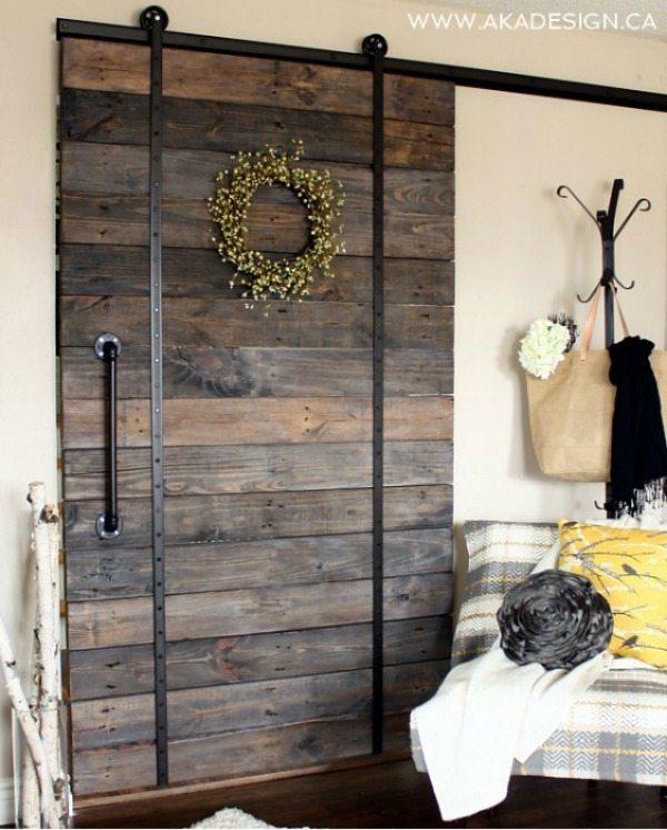 AKA Design, Barn Door Ideas