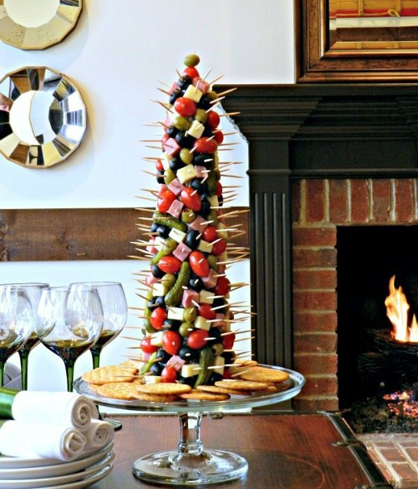 Appetizer Tree, 20 Easy Party Appetizers