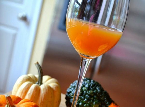 Apple Cider Mimosas, Easy Cocktail Recipes via Refresh Restyle