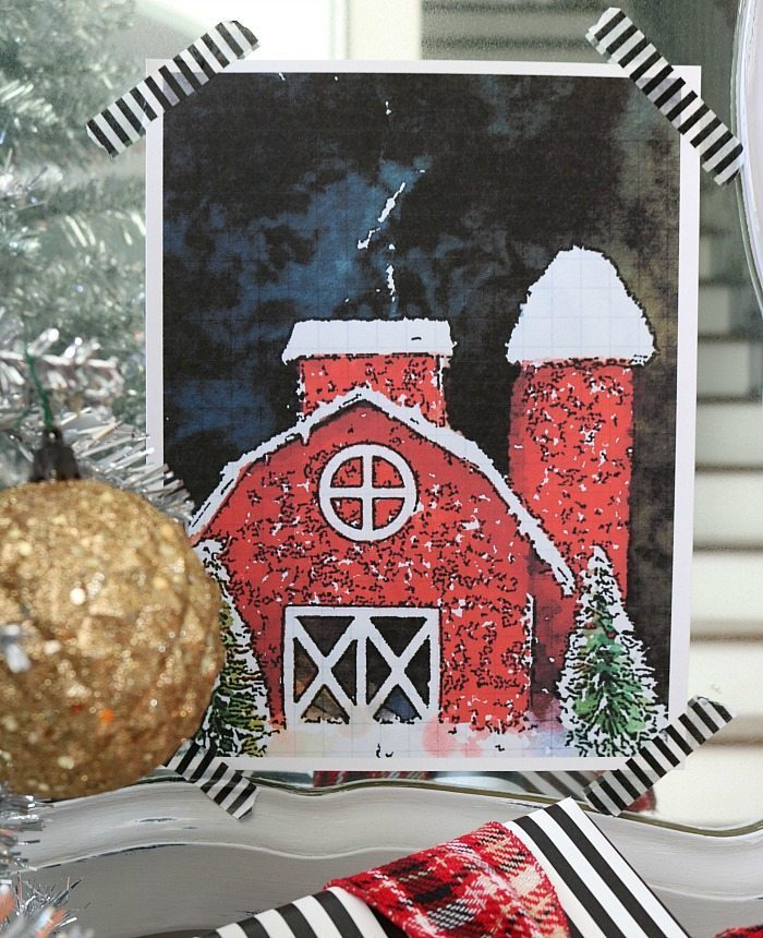 change-out-your-photos-with-this-free-red-barn-printable-for-christmas