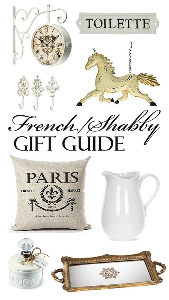 French Shabby Gift Guide