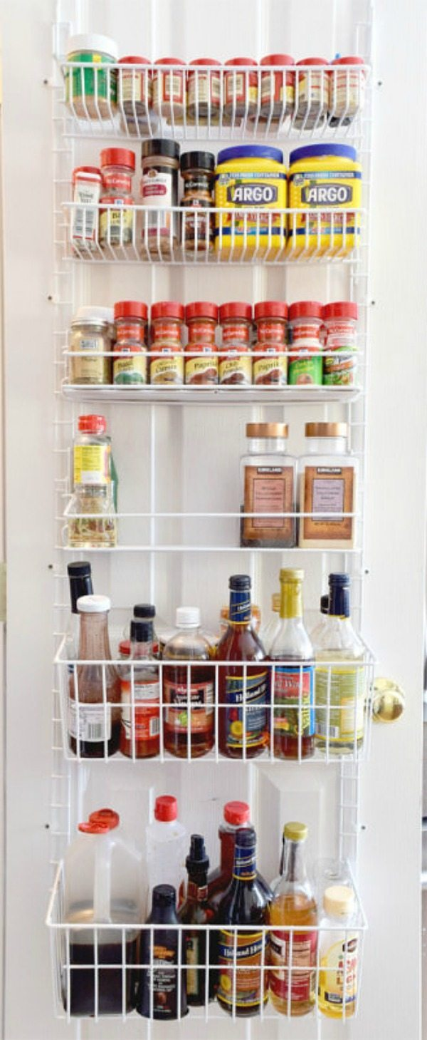 Craving Some Creativity, Organizing Your Pantry via Refresh Restyle