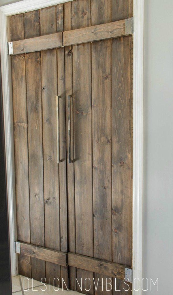 Designing Vibes, Barn Door Ideas