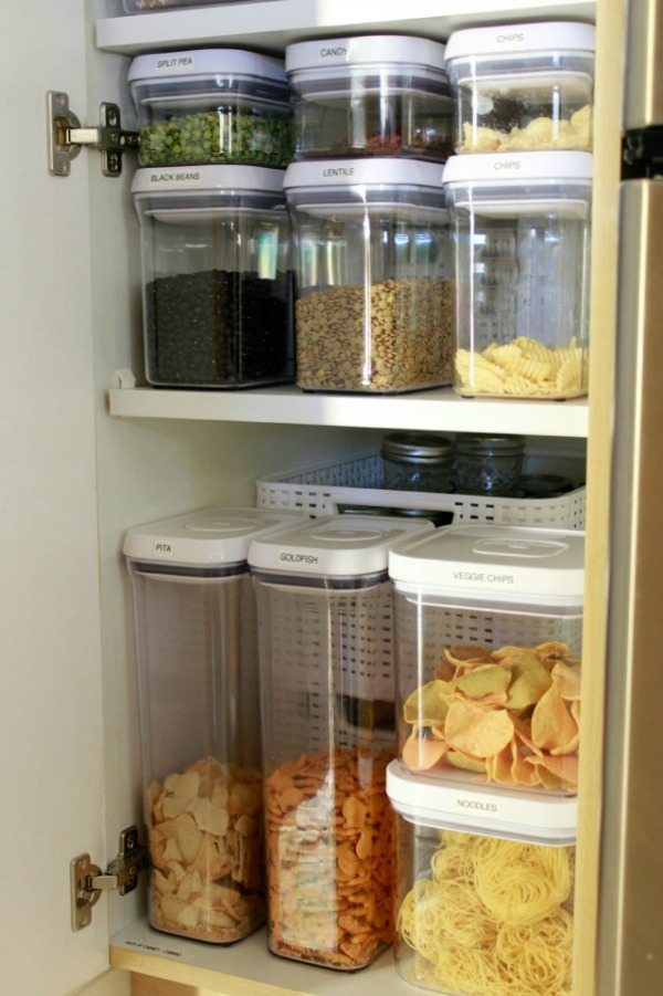 Graceful Order, Organizing Your Pantry via Refresh Restyle