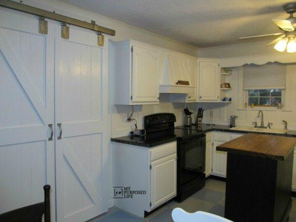 My Repurposed Life, Barn Door Ideas