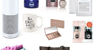 Perfect - gift guide for her - gifts or stocking stuffers that she will love