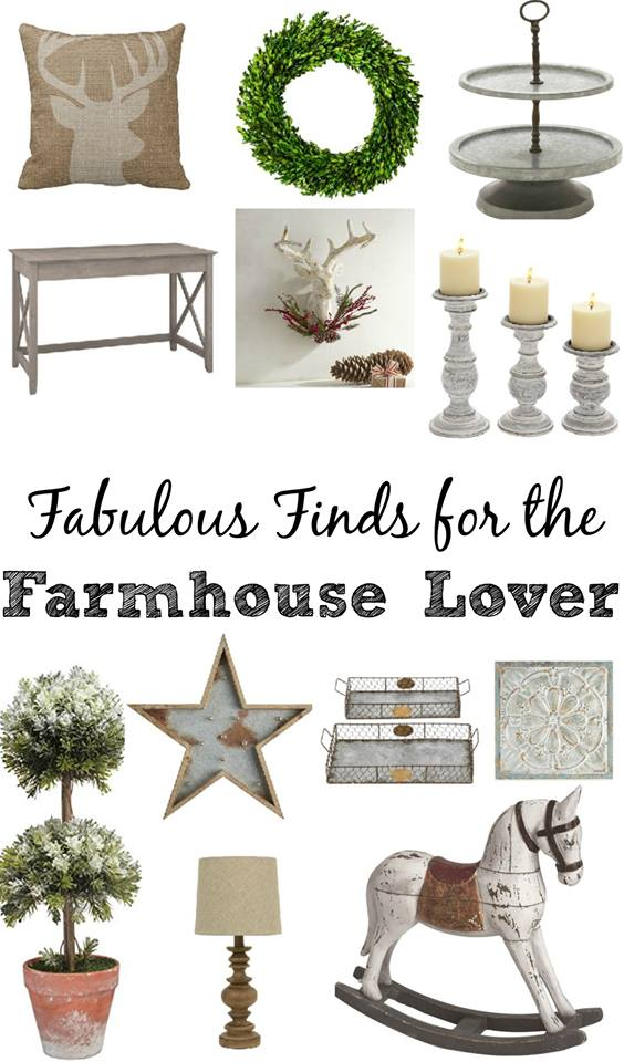 Farmhouse Gift Guide