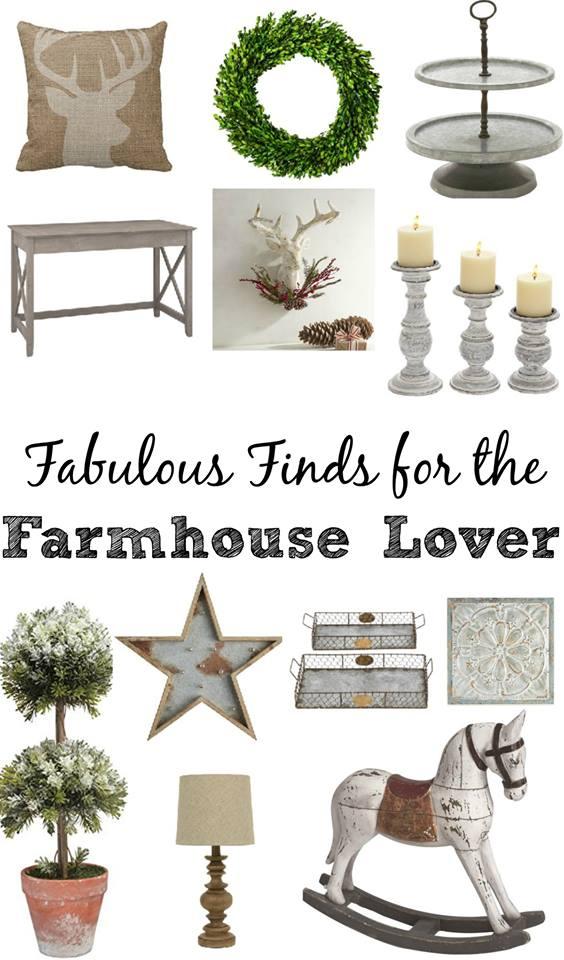 Farmhouse Gift Guide