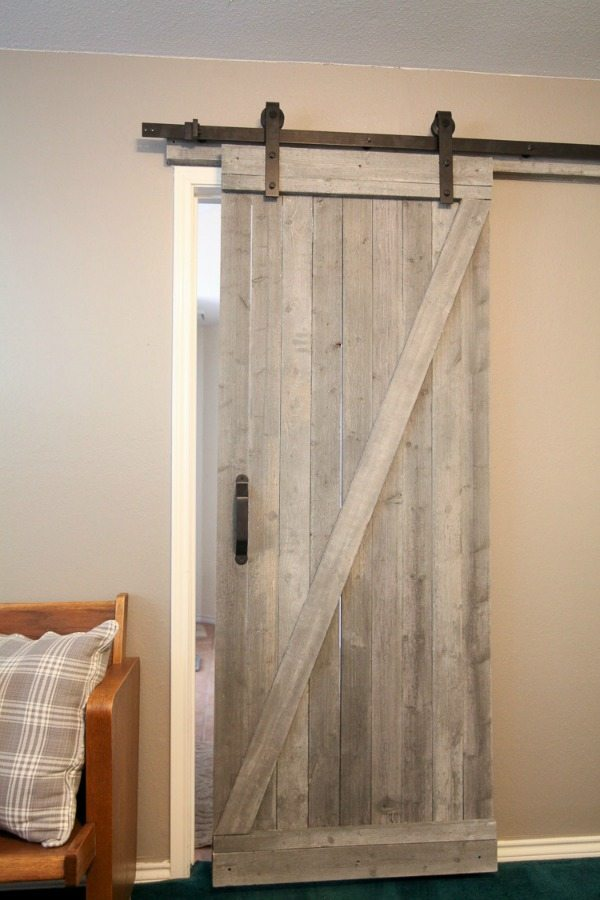 Run to Radiance, Barn Door Ideas