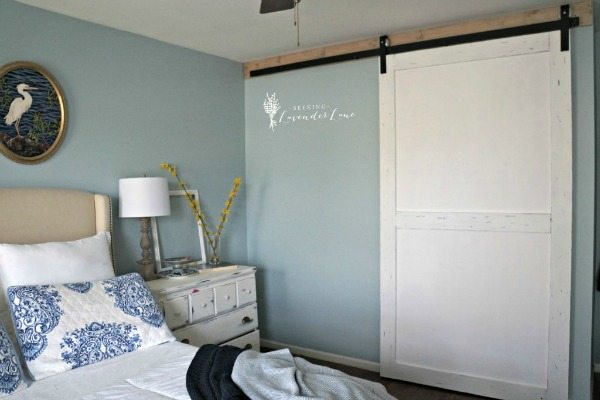 Seeking Lavendar Lane, Barn Door Ideas