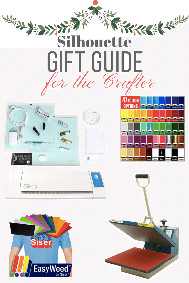 Silhouetter Crafter Gift Guide