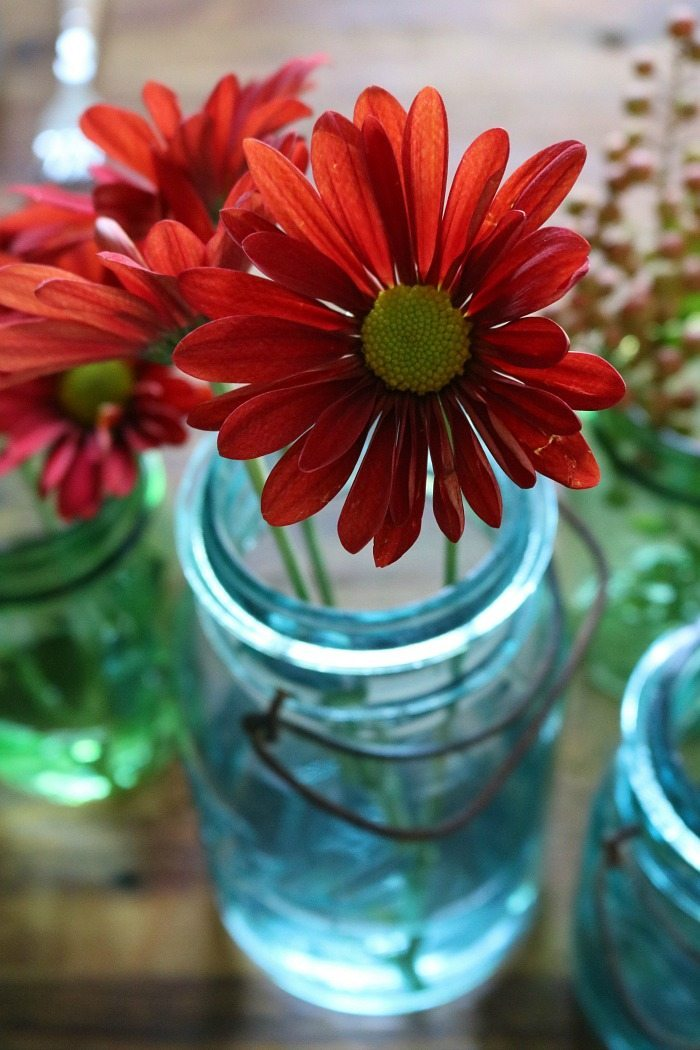 the-colors-of-fall-in-a-blue-mason-jars