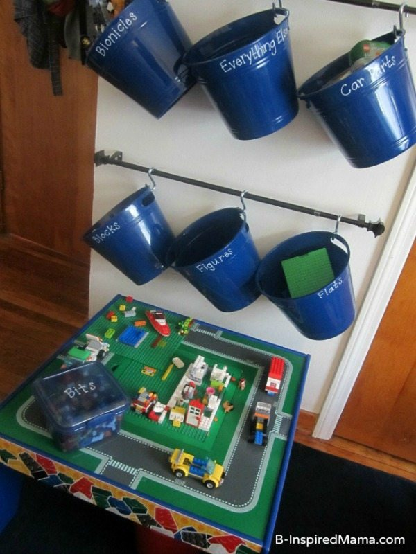 Toy Storage, Organization Ideas and Tips via Refresh Restyle