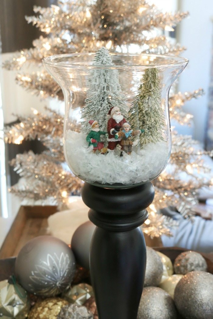 10 Minute idea for Christmas decor