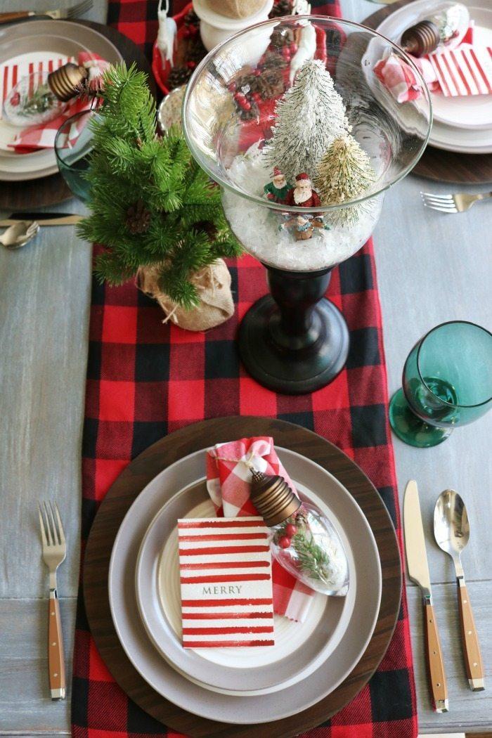 10 Minute Ideas for a Christmas Scene