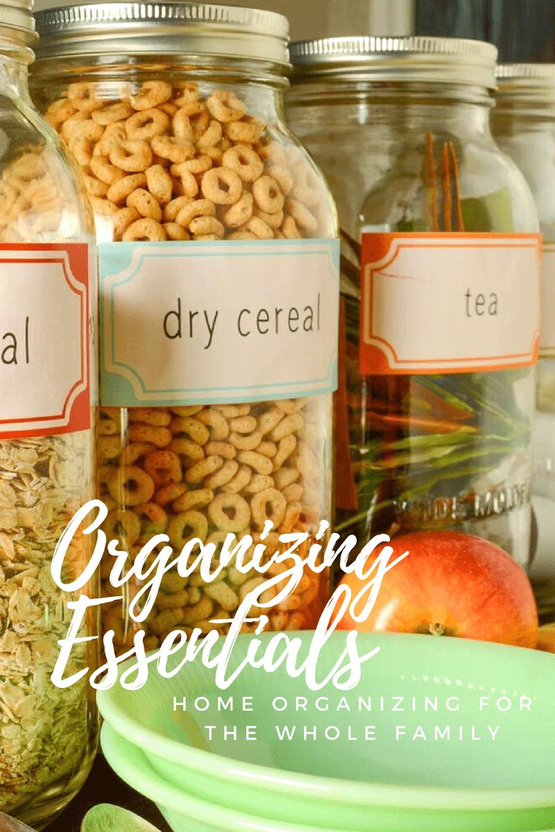 Organizing Essentials
