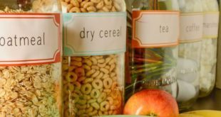 Pantry Food Organizing Ideas