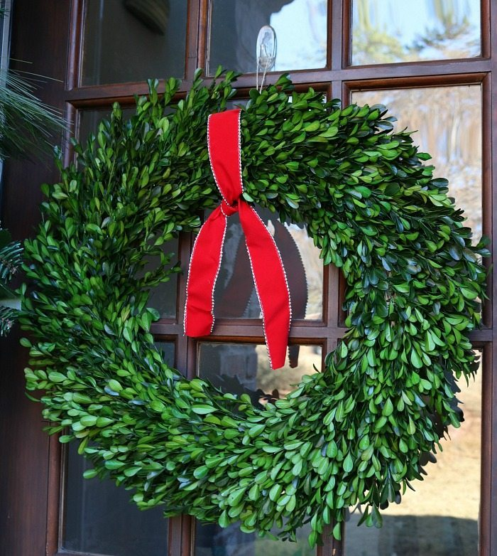 Merry and bright christmas ideas refresh restyle - Admirable christmas wreath decorating ideas to welcome the december ...