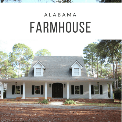Alabama Farmhouse at Refresh Restyle