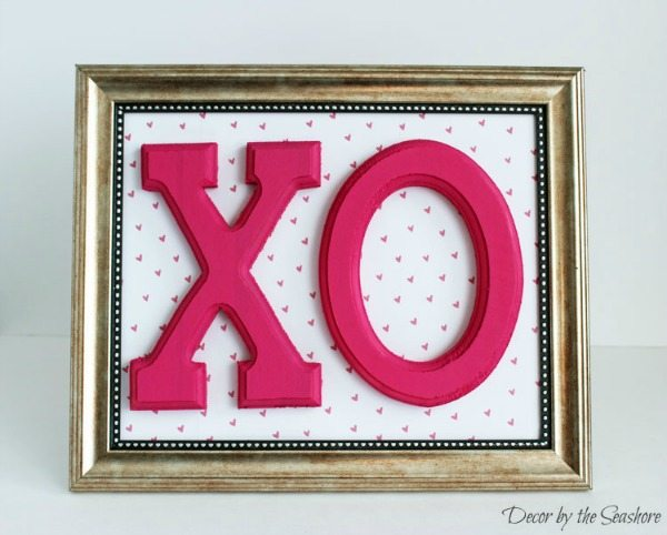 Valentine's Day Sign via Decor by the Seashore, Valentines Gifts and Crafts via ReFresh Restyle