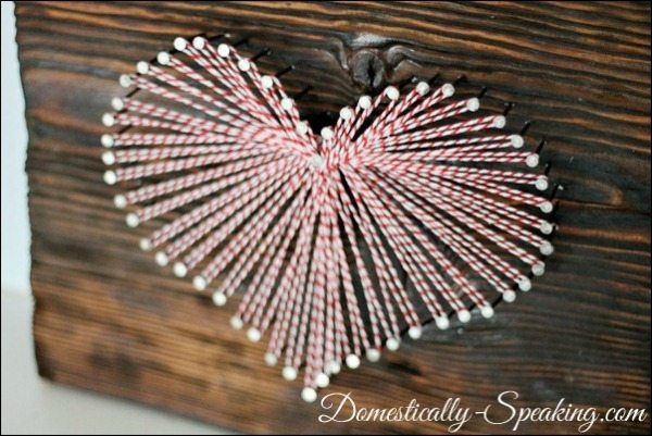 Baker's Twine Heart via Domestically Speaking, Valentines Gifts and Crafts via Refresh Restyle