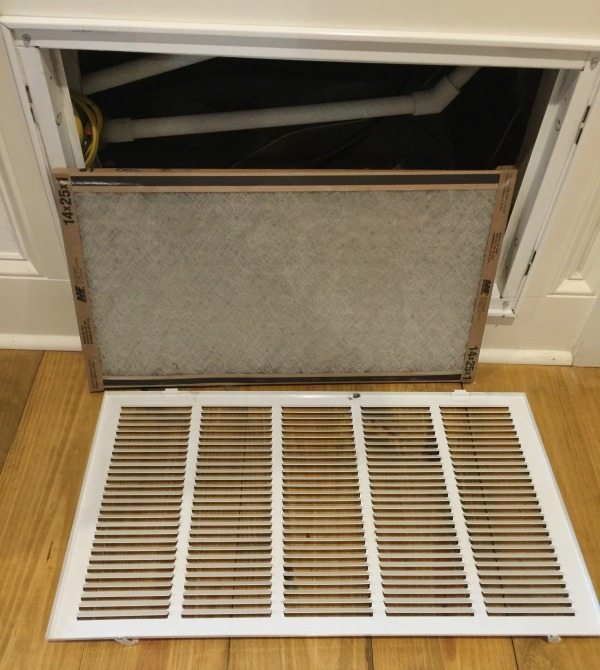 Replace filters and clean grill each season