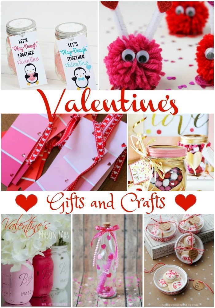 Valentines Gifts And Crafts Refresh Restyle