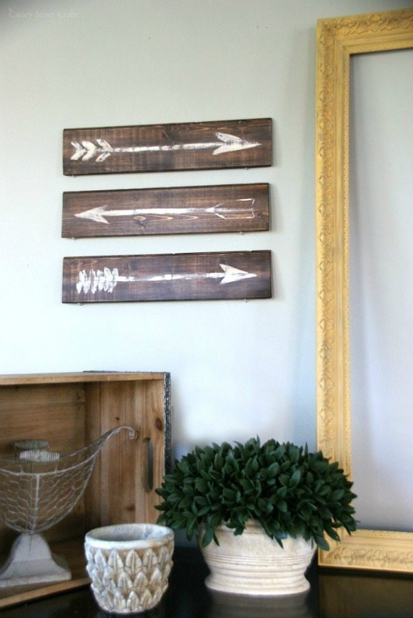 Canary Street, DIY Farmhouse Signs via Refresh Restyle