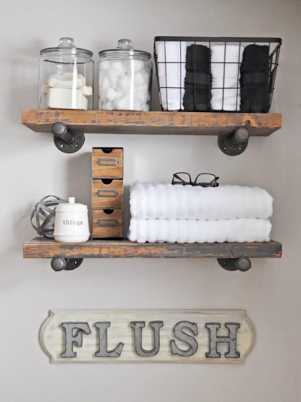 Cherished Bliss, DIY Farmhouse Signs via Refresh Restyle